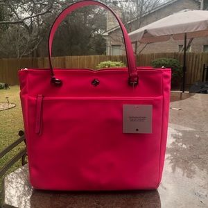 🌸Hot Pink Neon Tote🌸
